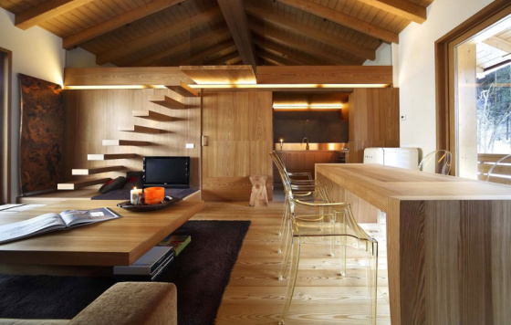 wood-interier