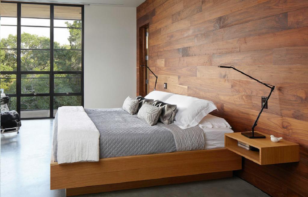 Панели деревянные на стены